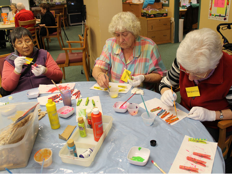 Arts And Crafts Activities For Older Adults